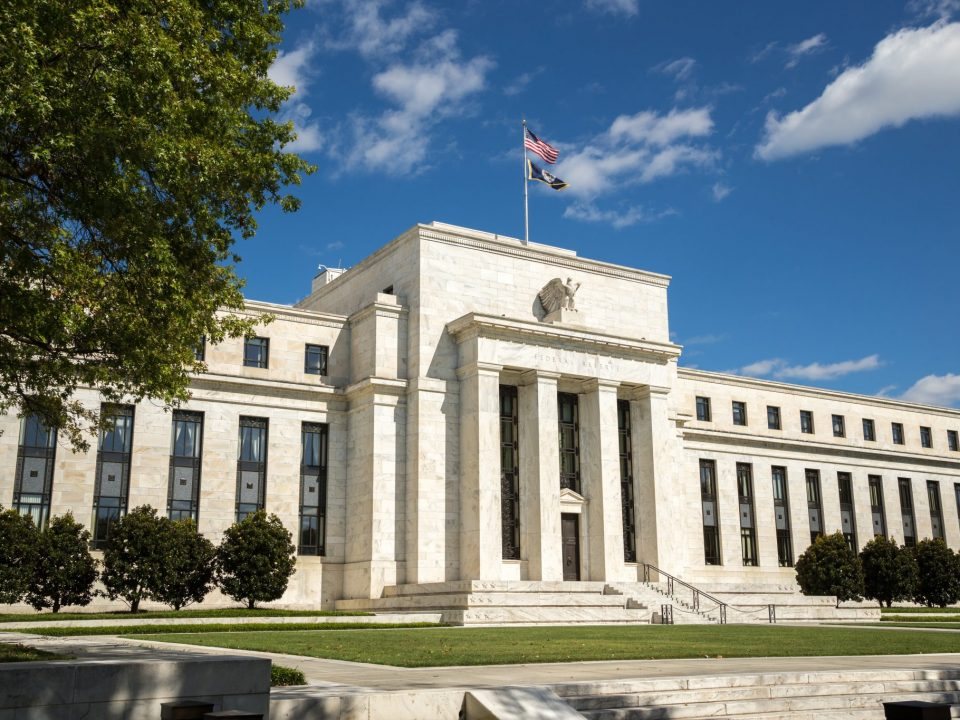 Federal Reserve Drops Interest Rate