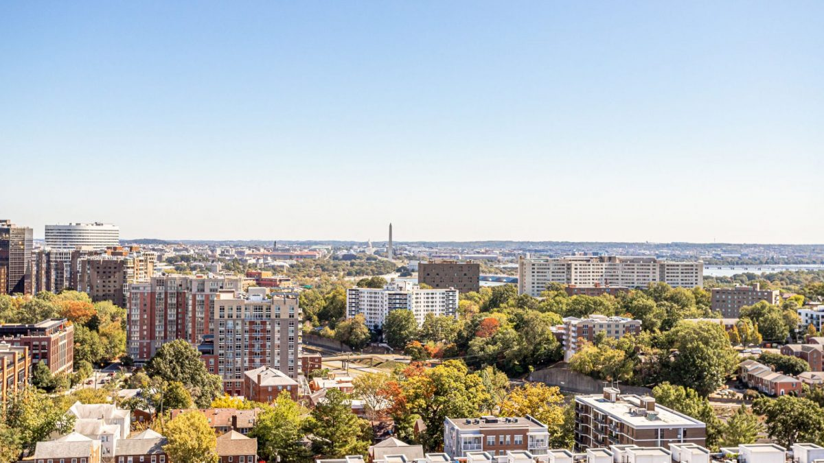Arlington Condo with Spectacular View