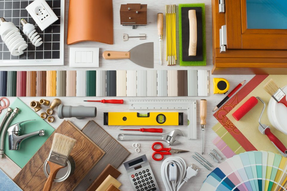 4 Simple Home Renovation Projects